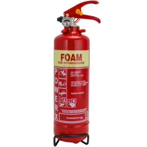 1L Foam fire extinguisher