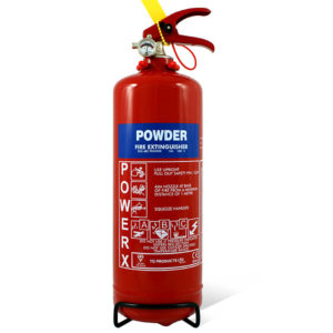 Economy Fire Extinguishers