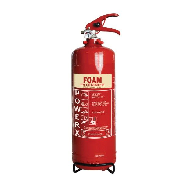 2l foam fire extinguisher