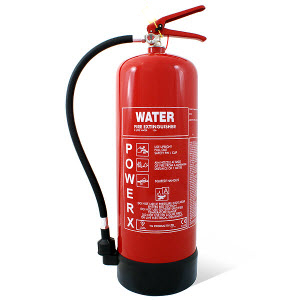 6l water fire extinguisher PowerX