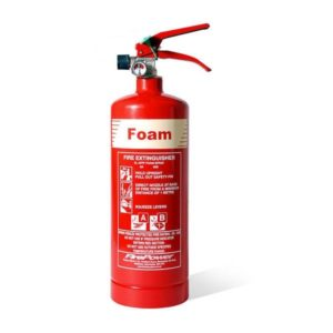 firepower 2l foam fire extinguisher