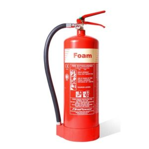 firepower 6l foam fire extinguisher