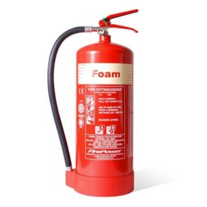 firepower 9l foam fire extinguisher