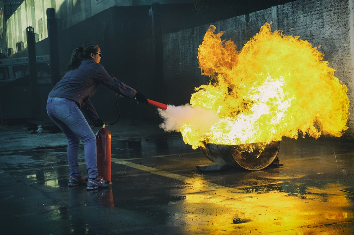 fire training