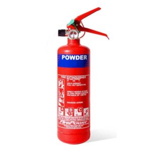 firepower 1kg powder fire extinguisher