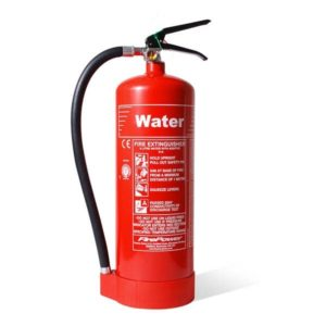 firepower 6l water additive fire extinguisher